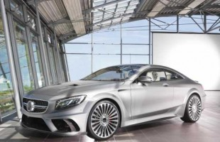 887-сильный Mercedes-Benz S63 AMG Coupe от Mansory