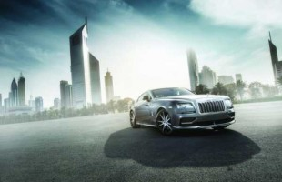 Rolls-Royce Wraith от ARES Performance