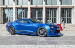 Юбилейный Chevrolet Camaro Supercharged от Geiger